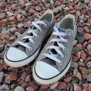 Converse All Star Gray Sneakers Kids 2